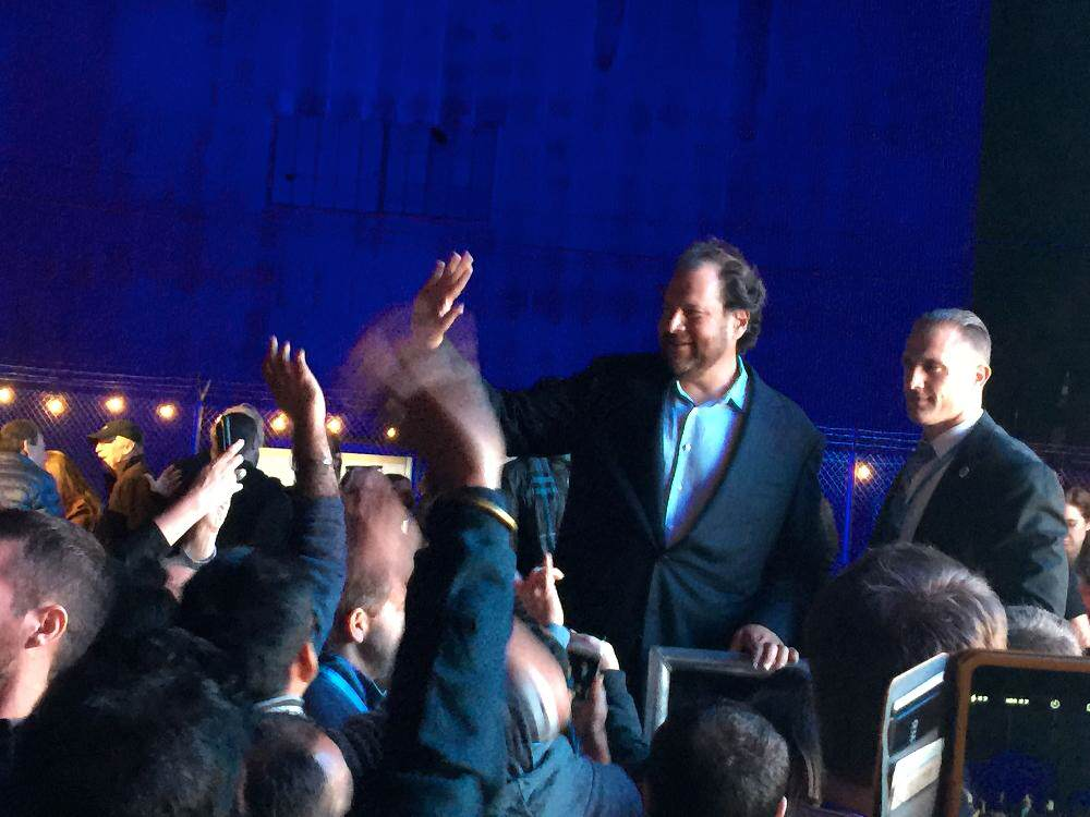 salesforce ceo marc